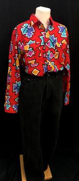 XL - Red 80s Shirt.jpg