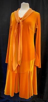 Chest 36 - Long sleeve velour