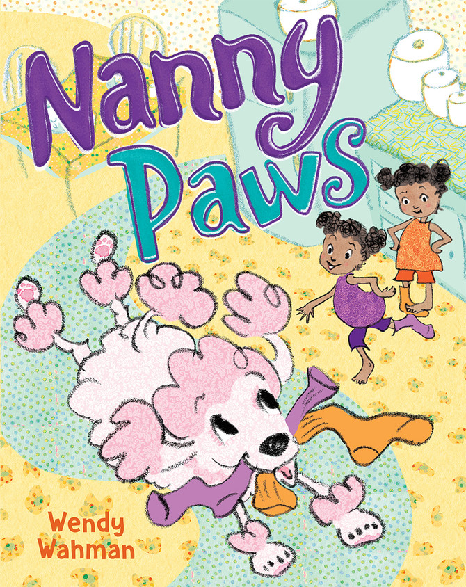 "Goodreads Giveaway of ""Nanny Paws"""