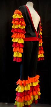 flamenco/mamba dance wear