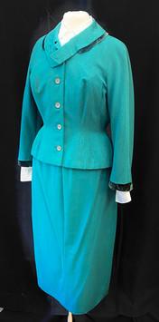 Chest 34 - Green 2 PC dress suit.jpg