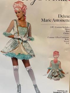 Deluxe Marie Antoinette