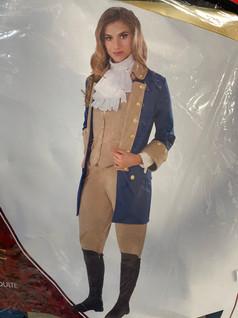 Hamilton lady