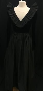 Chest 30 waist 22 long sleeve with v nec