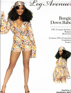 Boogie Down Babe