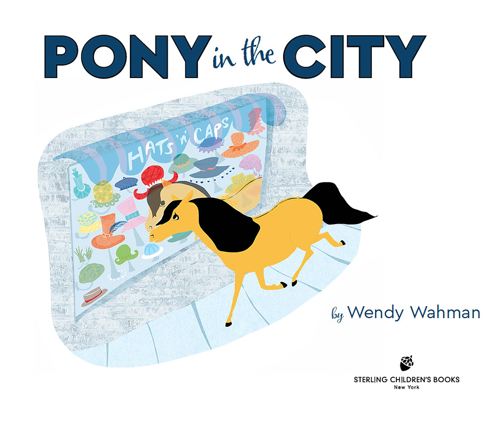 """Pony in the City"""