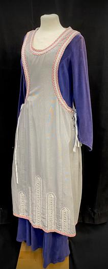chest 36 purple dress chest 38-40 surcot