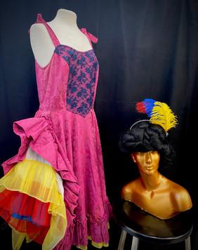 Pink & Rainbow Saloon