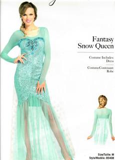 Fantasy Snow Queen
