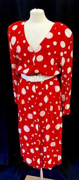 Chest 40 - long sleeve red polka dot.jpg