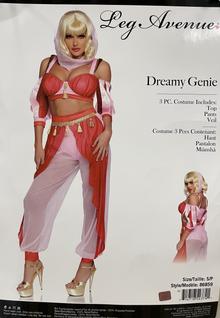 Dreamy Genie