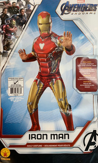 Iron Man - End Game