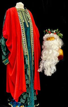Father Christmas/Ghost of Christmas Pres