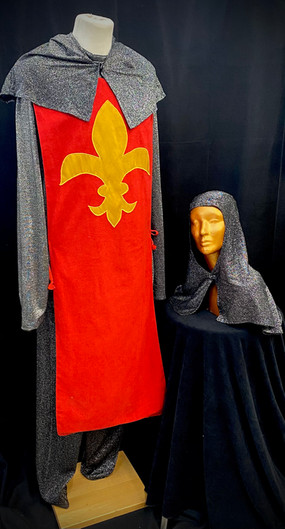 red long knight tabard - appox 1 avail.j