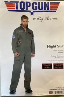 Top Gun Flight Suit plus
