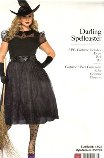 Darling Spellcaster Witch plus
