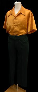Gold short sleeve shirt - Large, 32.jpg
