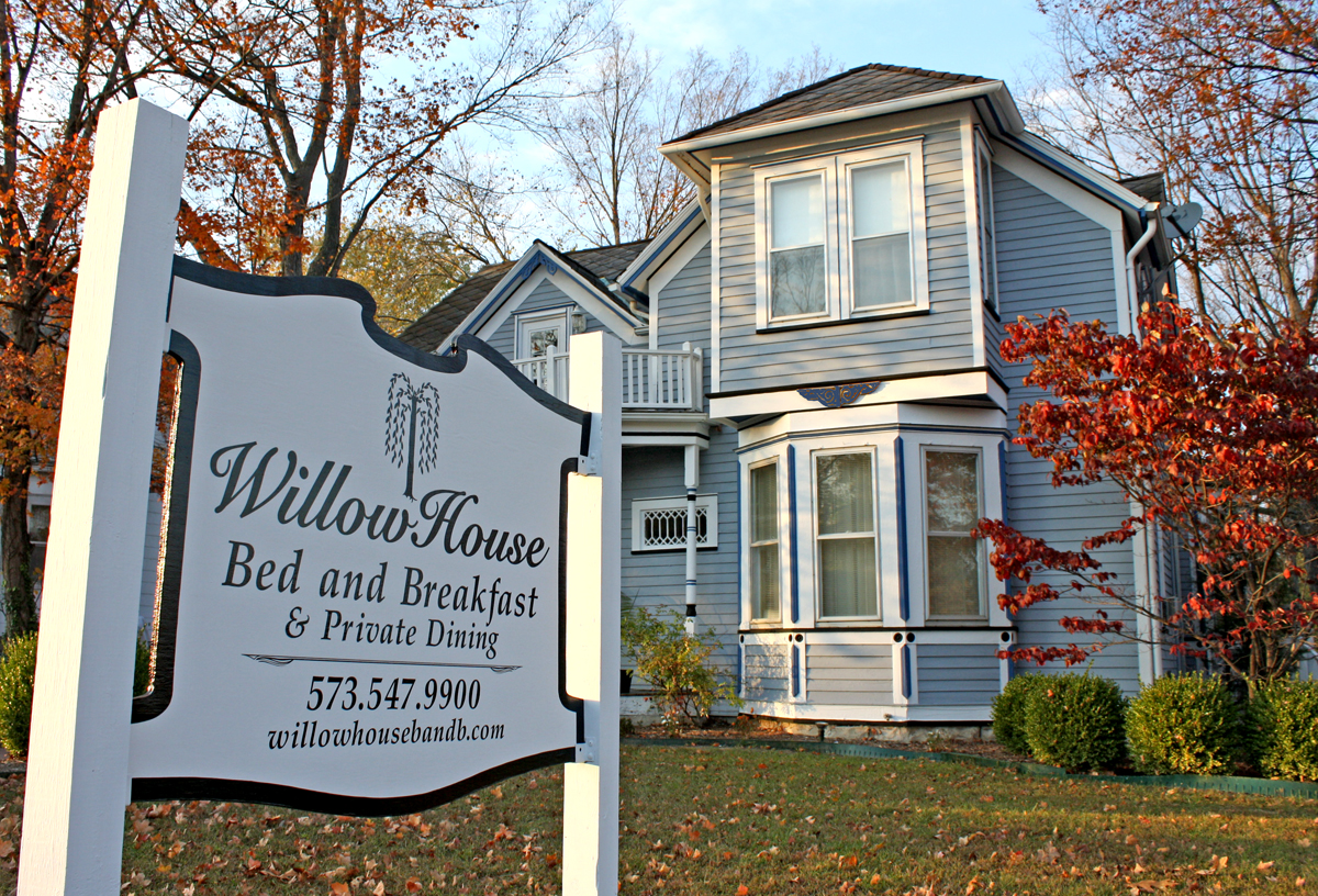 Willow House B & B