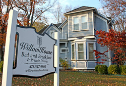 Willow House B & B