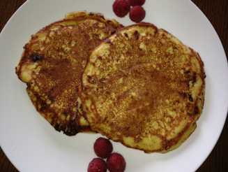 Protein, Calcium & Omega Packed Gluten-Free Pregnancy Pancakes