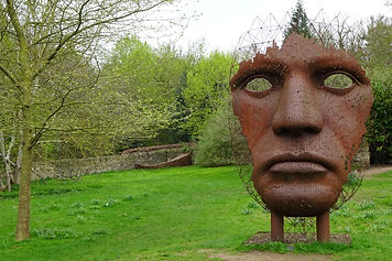 Vertical Face - Rick Kirby Burghley Hous