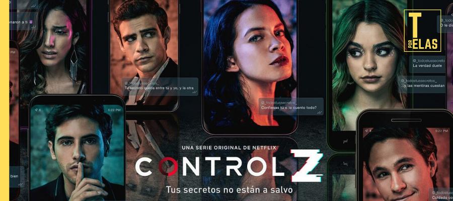 Com mistério e drama, Control Z terá segunda temporada
