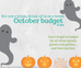 October budget time!