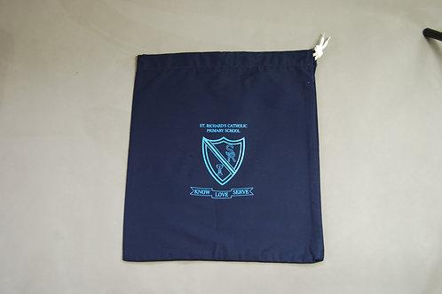 P.E. Bag with school crest