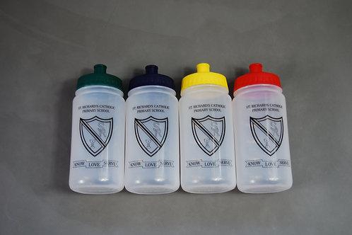Water Bottle with school crest