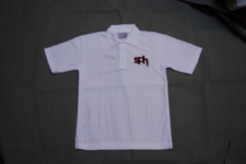Polo Shirt with School Crest