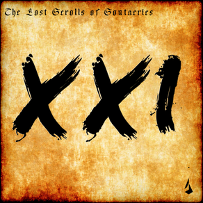 The Lost Scrolls of Sontaeries: Part xxi
