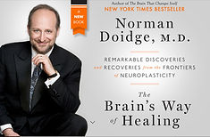 Dr. Norman Doidge Author of The Brain's Way of Healing