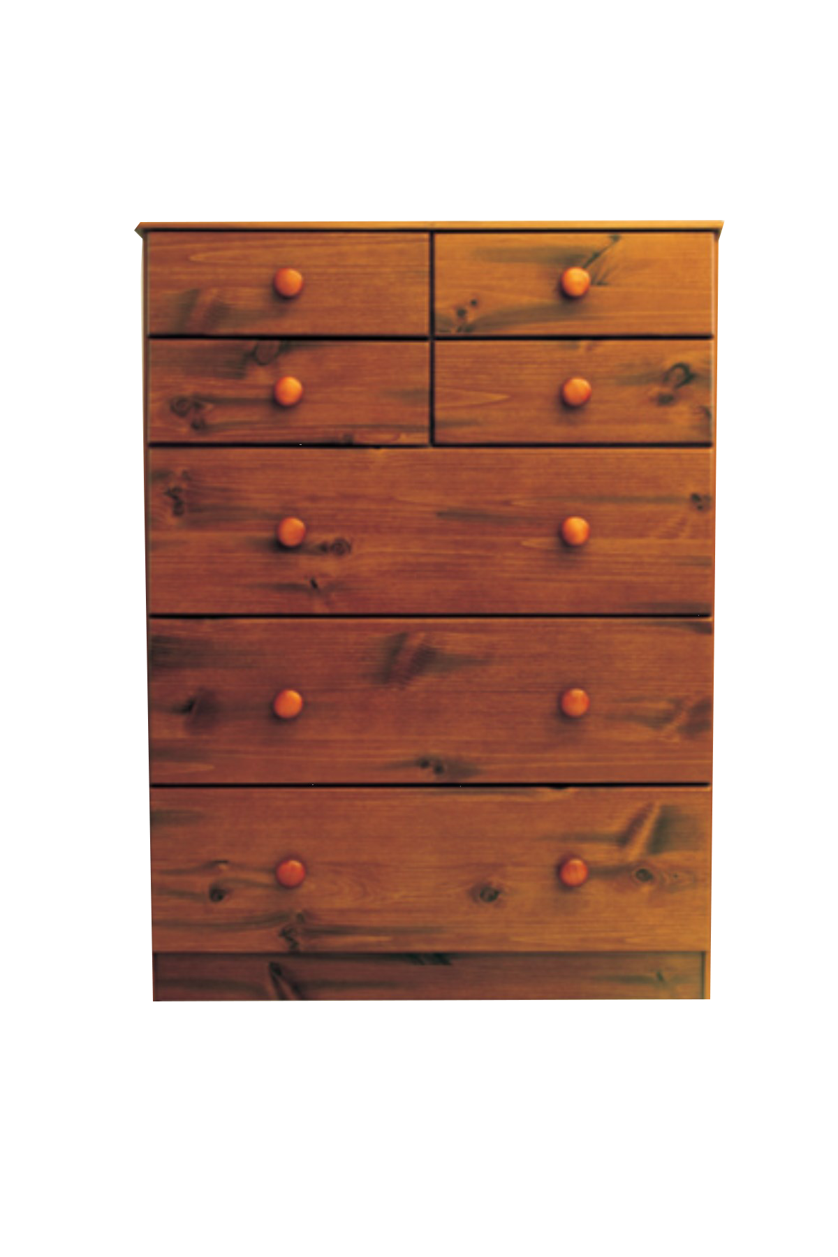 hunter hills           7 drawer high boy