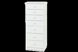 kingston                 7 drawer lingerie chest