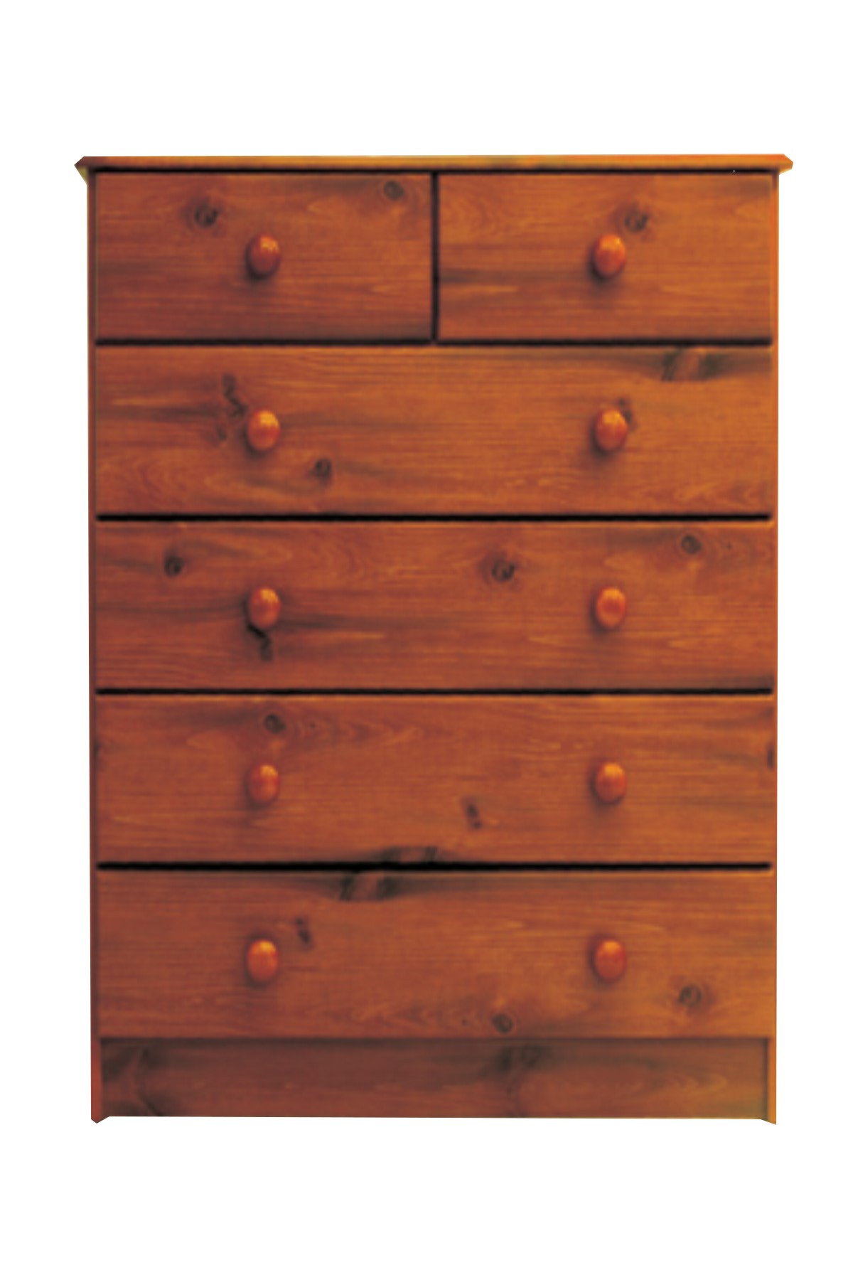 hunter hills            5 drawer split chest