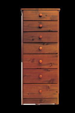hunter hills            7 drawer lingerie chest