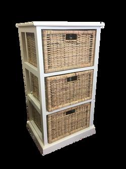 3 drawer cane