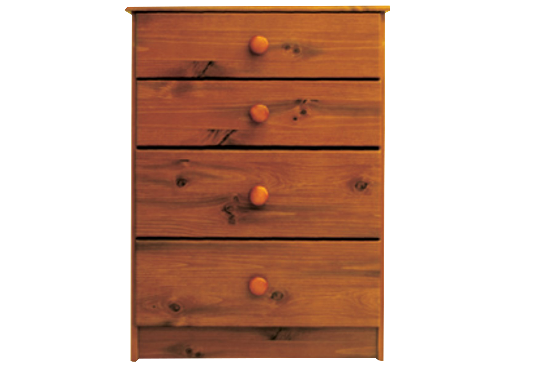 hunter hills              4 drawer tallboy
