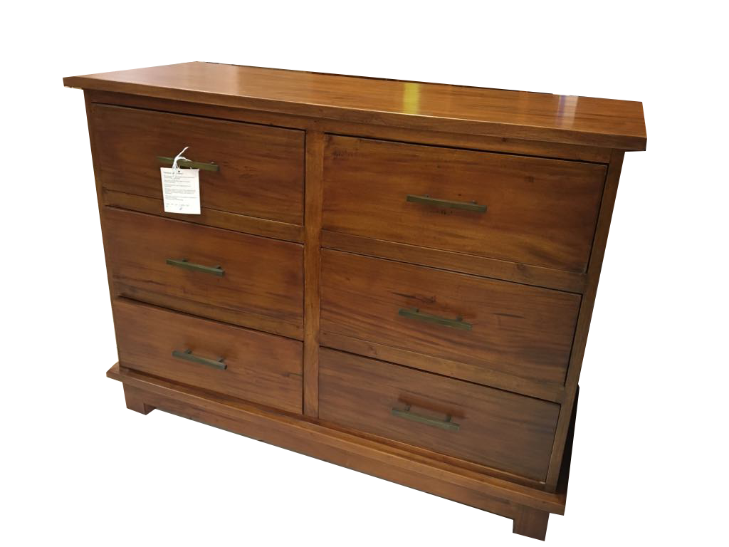 m17 contempo 6 drawer dresser