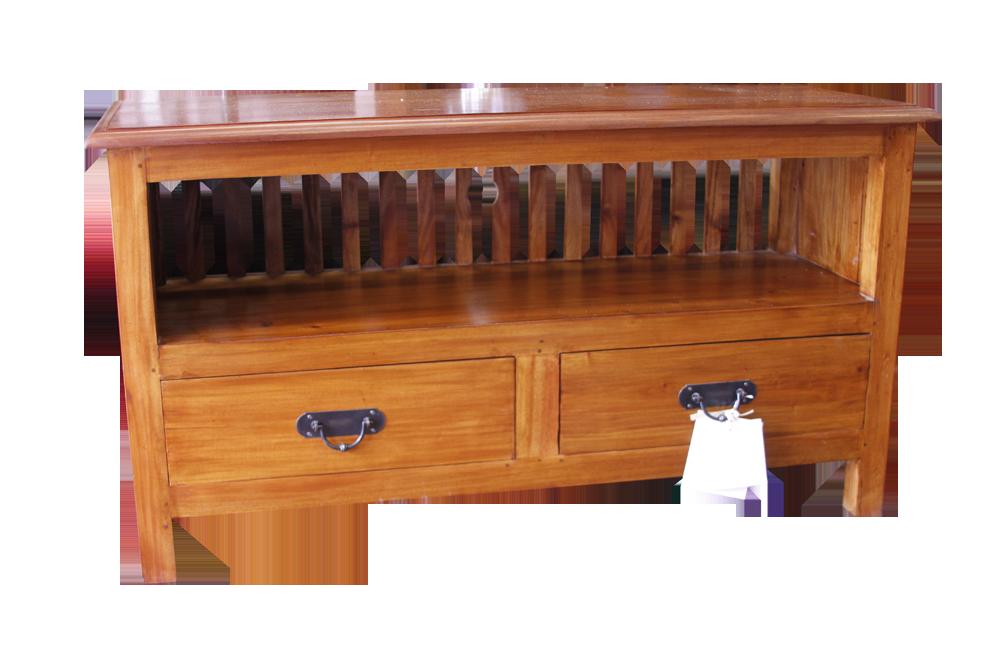 2 drawer tv unit