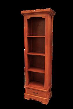 Surabaya 1 Drawer Bookcase