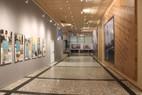 מרכז המבקרים החדש במגדל שלום