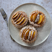 Nectarine Tarts