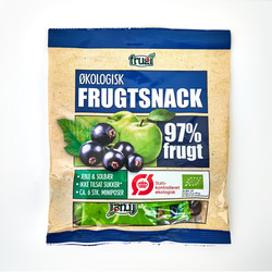 Organic Fruit Snack