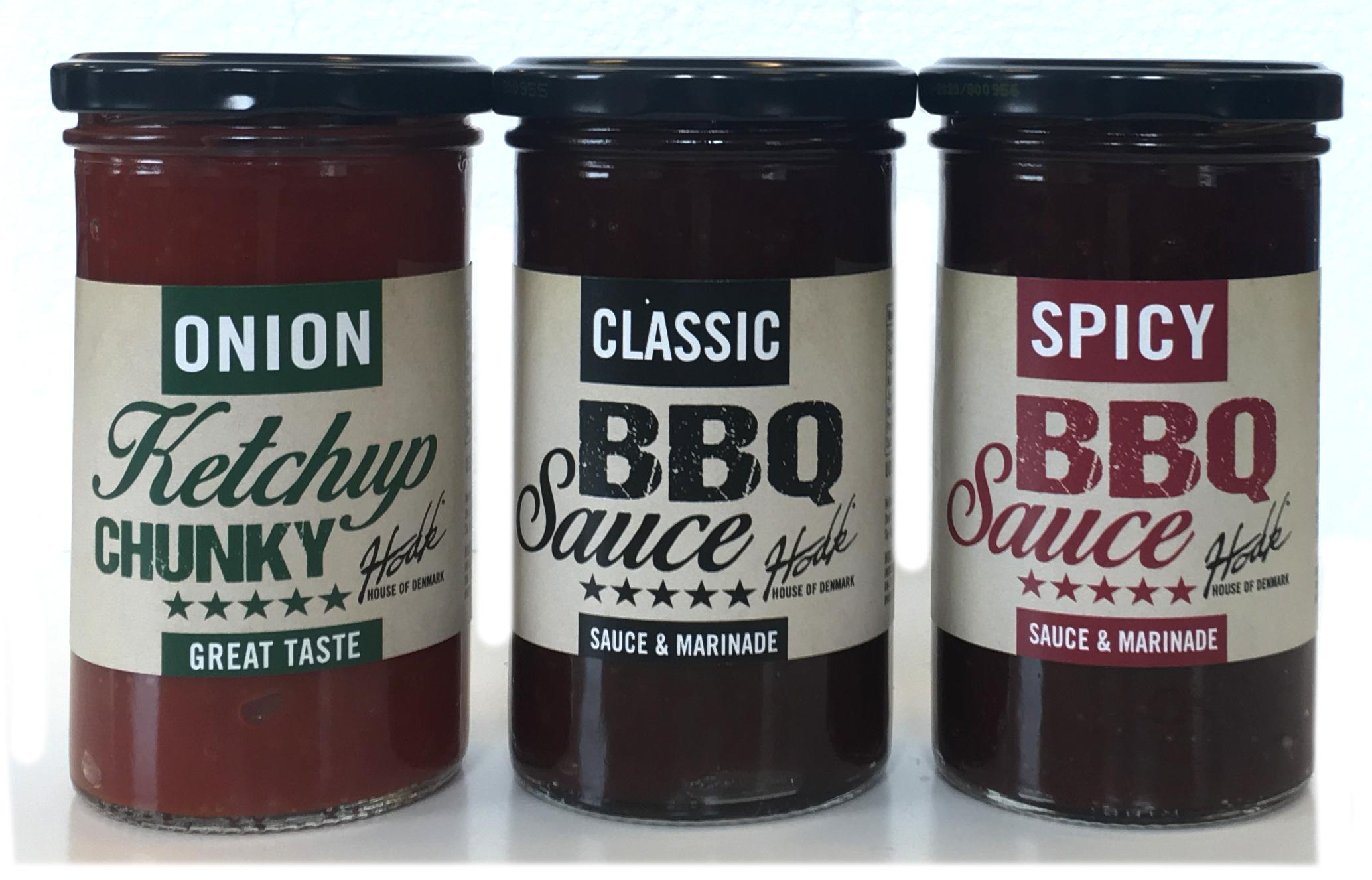 Ketchup & BBQ