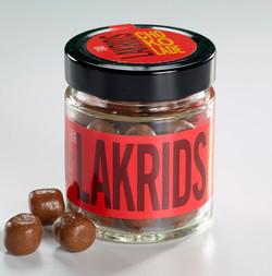 Chocolate Licorice