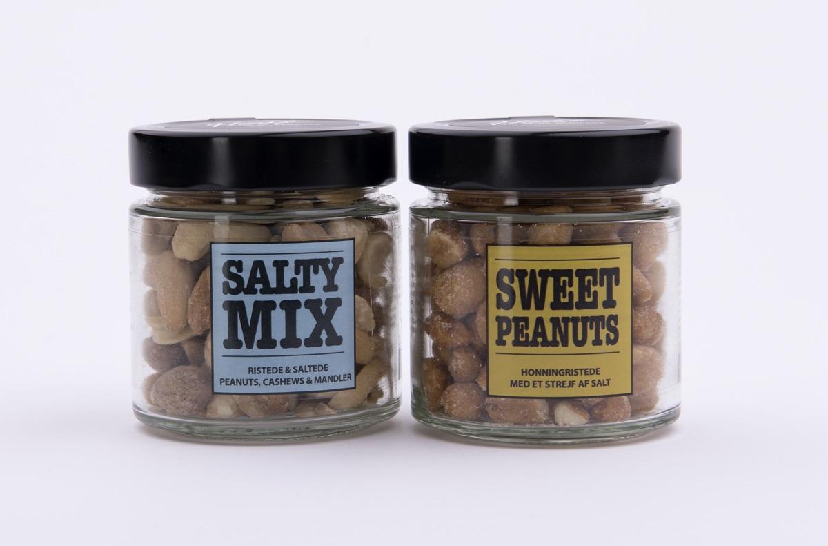Salty Mix & Sweet Peanuts