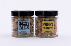 Salty Mix & Sweet Peanuts