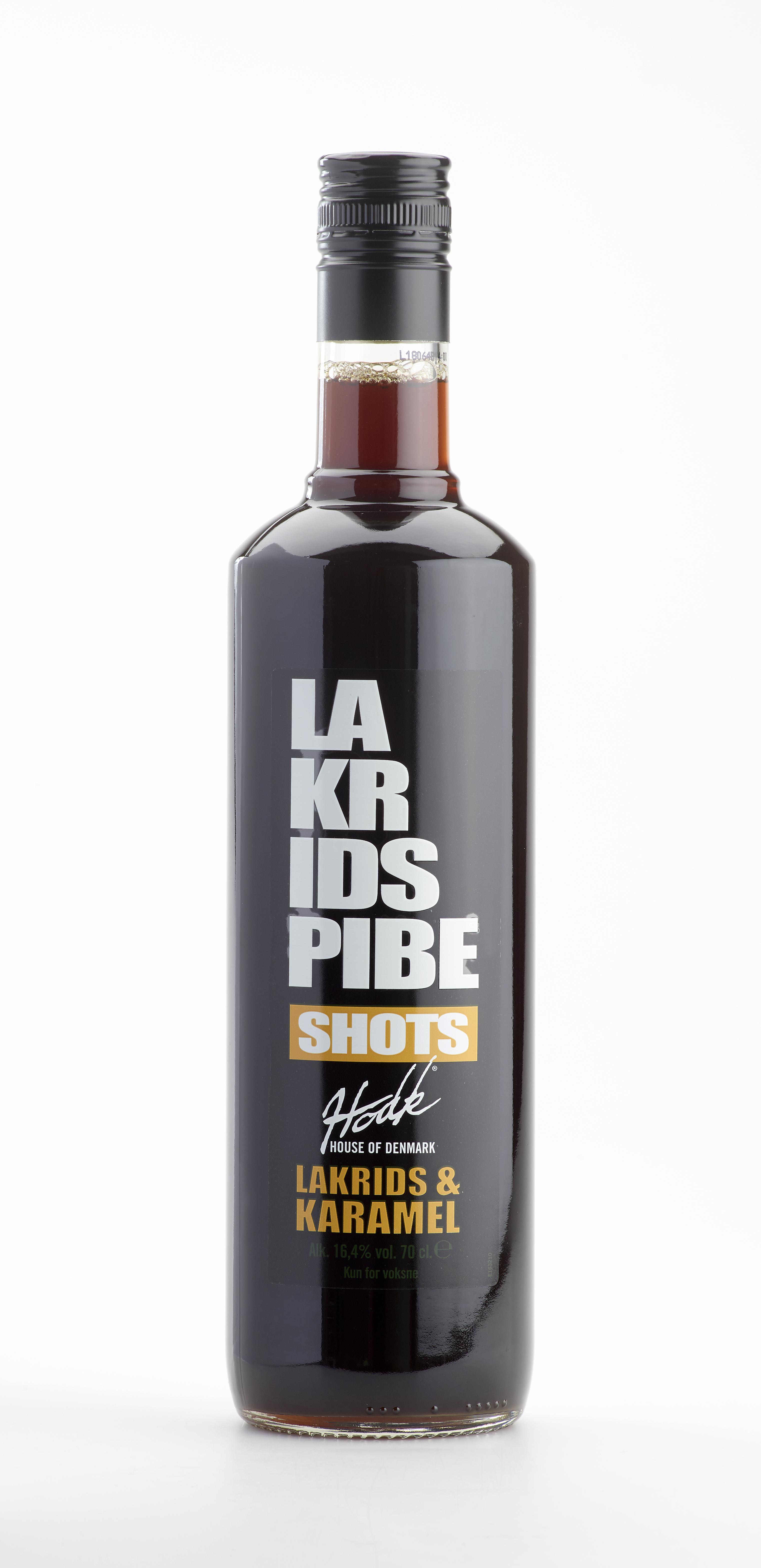 Lakridspibe Shots