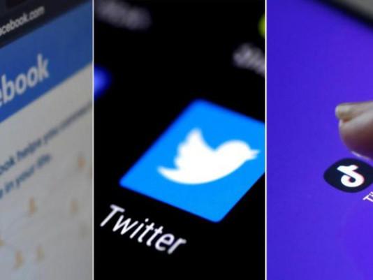 ¡Facebook, Twitter y TikTok eliminaran los posts que deseen la muerte de Donald Trump!